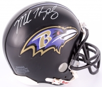 Marlon Humphrey Signed Ravens Mini Helmet (SGC COA) at PristineAuction.com