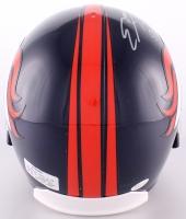 """Emmanuel Sanders Signed Broncos Full-Size Helmet Inscribed """"SB 50 Champs"""" (JSA COA) at PristineAuction.com"""