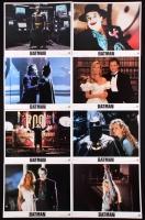 "Lot of (8) ""Batman"" 11x14 Movie Lobby Cards"