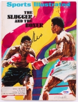 Muhammad Ali Signed 1971 Sports Illustrated Magazine (PSA LOA)