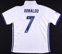 Cristiano Ronaldo Signed Real Madrid Jersey (PSA COA) at PristineAuction.com