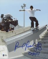 "Paul Rodriguez Signed 8x10 Photo Inscribed ""2010!!!"" (Beckett COA)"
