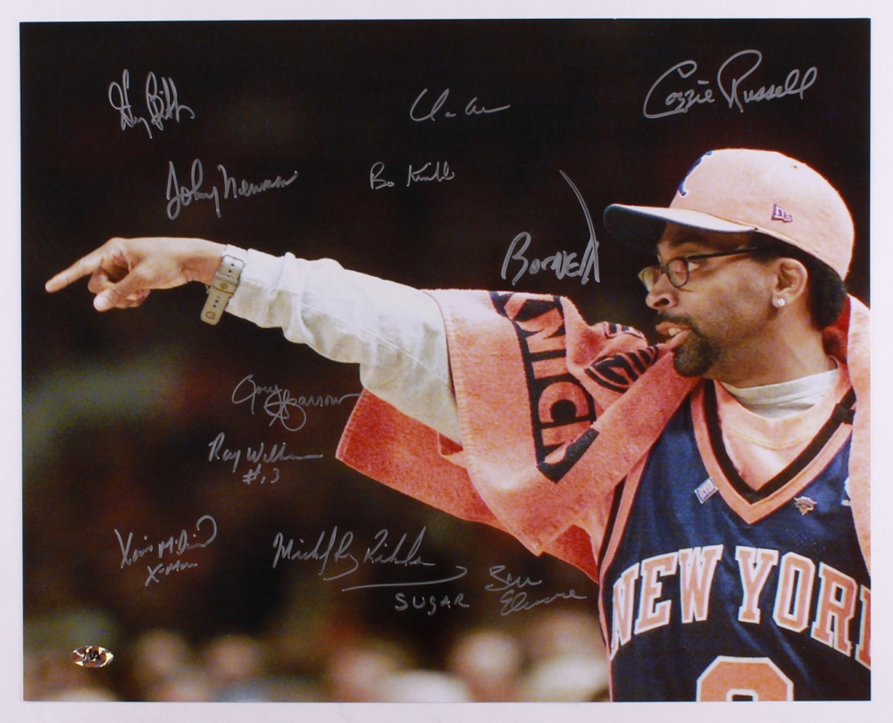 line Sports Memorabilia Auction