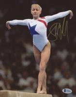 Shannon Milller Signed 8x10 Photo (Beckett COA)