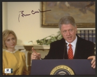 Bill Clinton Signed 8x10 Photo (JSA LOA) at PristineAuction.com