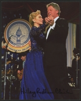 Hillary Clinton Signed 8x10 Photo With Full-Name Signature (JSA LOA)