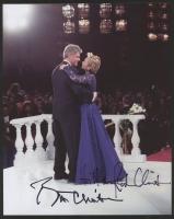 Bill Clinton & Hillary Clinton Signed 8x10 Photo With Full-Name Signature (JSA LOA)