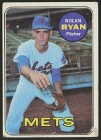 1969 Topps #533 Nolan Ryan