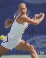Anna Kournikova Signed 8x10 Photo (Beckett COA)