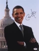 Barack Obama Signed 11x14 Photo (PSA LOA)