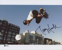 Tony Hawk Signed 8x10 Photo (Beckett COA)