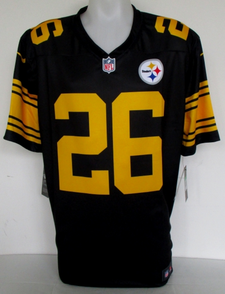 4e34364655f Le'Veon Bell Signed Steelers Nike Color Rush Jersey (JSA COA) at  PristineAuction