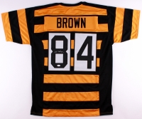 Antonio Brown Signed Steelers Jersey (JSA COA)