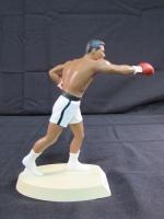 "Muhammad Ali Signed 1990 Salvino Sports Legends ""The Greatest"" Figurine (Salvino COA) at PristineAuction.com"
