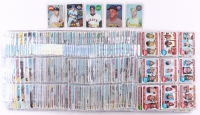 1969 Topps Complete Set of (664) Baseball Cards with #190 Willie Mays, #260 Reggie Jackson, #480 Tom Seaver, #500 Mickey Mantle, #533 Nolan Ryan