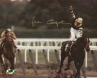 Jean Cruguet Signed 8x10 Photo (MAB Hologram)