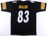 Heath Miller Signed Steelers Jersey (JSA COA & PSA COA) at PristineAuction.com