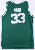Larry Bird Signed Celtics Jersey (PSA COA)