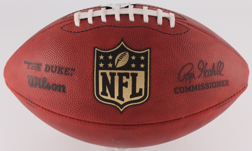 Jerry Rice Signed Wilson Official NFL Football (Rice Hologram) at  PristineAuction.com 629294378