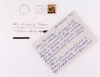 "Harper Lee Signed Hand-Written Letter Dated ""30 August, '97"" (JSA ALOA)"