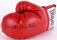 Pernell Whitaker Signed Everlast Boxing Glove (TPL Hologram) at PristineAuction.com