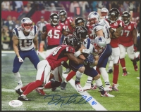 Danny Amendola Signed Patriots 8x10 Photo (JSA COA) at PristineAuction.com