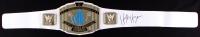 Hulk Hogan Signed WWE Heavyweight Championship Belt (JSA COA)