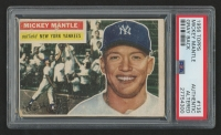 1956 Topps #135 Mickey Mantle (PSA Authentic) (Altered)