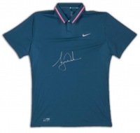Tiger Woods Signed Limited Edition Nike Tilt Polo Shirt (UDA COA) at PristineAuction.com