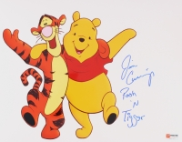 "Jim Cummings Signed ""Winnie The Pooh"" 11x14 Photo Inscribed ""Pooh 'N Tigger"" (PA COA) at PristineAuction.com"