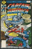 """Vintage 1978 """"Captain American"""" Issue #226 Marvel Comic Book"""