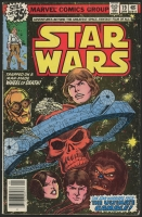 "Vintage 1978 ""Star Wars"" Issue #19 Marvel Comic Book"