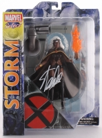 "Stan Lee Signed ""Storm"" Marvel Select Action Figure (Radtke COA & Lee Hologram)"