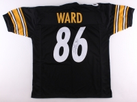 Hines Ward Signed Steelers Jersey (TSE Hologram) at PristineAuction.com