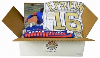 2016 Chicago Cubs World Champs Mystery Autograph Gift Box