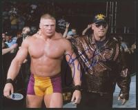 Jesse Ventura WWE Signed 8x10 Photo (Beckett COA)