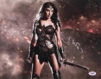 """Gal Gadot Signed """"Wonder Woman"""" 11x14 Photo (PSA COA)"""