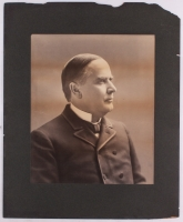 William McKinley Signed 18x22 Photo (PSA LOA)