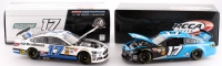 Lot of (2) Ricky Stenhouse Jr. Signed Die Cast Cars with (1) LE Platinum Series 2013 Ford Fusion & (1) LE Elite 2014 Ford Fusion (#1/144) & (#1/117) (Action COA)
