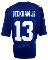 Odell Beckham Jr. Signed Giants Nike Game Jersey (JSA COA)