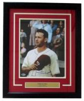 "Tom Hanks Signed ""A League of Their Own"" 18x23 Custom Framed Photo Display (Beckett COA)"