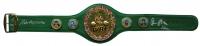 "Roberto Duran & Thomas ""Hitman"" Hearns Signed Full-Size WBC Heavyweight Championship Belt (Beckett COA)"