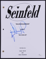 """Jason Alexander Signed """"Seinfeld: The Stake Out"""" Full Episode Script (JSA COA) at PristineAuction.com"""
