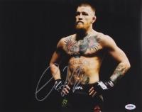 Conor McGregor Signed UFC 11x14 Photo (PSA COA)