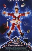 "Chevy Chase Signed ""Christmas Vacation"" 11x17 Photo (Schwartz COA & Chase Hologram)"