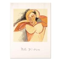 """Pablo Picasso """"Etude pour le Nu"""" 26x38 Original Lithograph"""