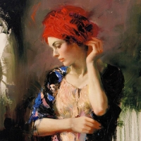 """Pino Signed """"Harmony"""" Artist Embellished Limited Edition 16x20 Giclee on Canvas at PristineAuction.com"""