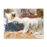 "Pino Signed ""Mystic Dreams"" Artist Embellished Limited Edition 40x30 Giclee on Canvas at PristineAuction.com"
