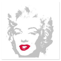 """Andy Warhol """"Golden Marilyn 11.35"""" Limited Edition 36x36 Silk Screen Print from Sunday B Morning at PristineAuction.com"""