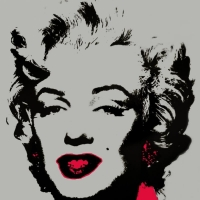 """Andy Warhol """"Golden Marilyn 11.36"""" Limited Edition 36x36 Silk Screen Print from Sunday B Morning (PA LOA) at PristineAuction.com"""